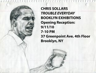 , Chris Sollars