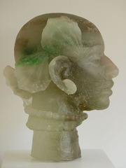 Persian girl with shells , Micaela Amateau Amato