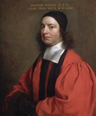 John Wallis (1616-1703), Gilbert Soest