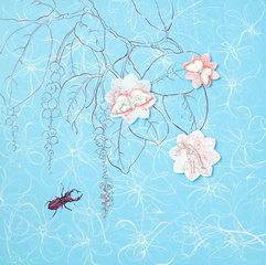Stag Beetle,Connie Arismendi