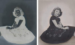 Mother Diptych I (Related Series), Anthony Goicolea