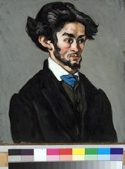 Portrait Romantique, Paul Cezanne