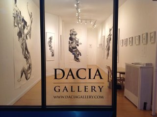 DACIA GALLERY NYC,