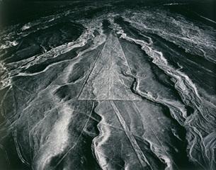 Great Triangle, Nazca, Peru, Marilyn Bridges