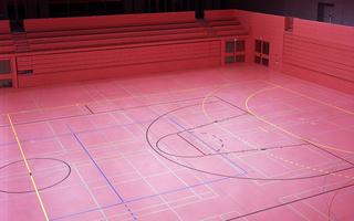 Sportshalle, Julian Faulhaber