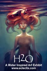 H2O card, Lois Van Baarle