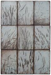 Blue Wild Grasses, Thea Schrack