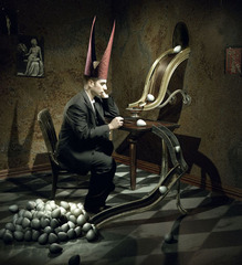 Chaos Counter,Jamie Baldridge