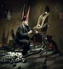 Chaos Counter, Jamie Baldridge