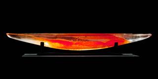 Red Longboat, Steven Maslach