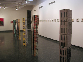 Standing Strong (installation view),Pooja Iranna