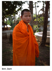 Temple Caretaker of Angkor Wat,