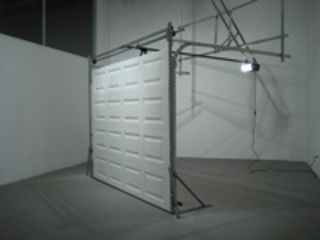 Garage Door,Chris Bradley