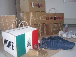 Immigrant Suitcases, Elisa Pritzker