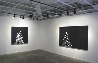 untitled (cairns #8 and #7), Dan Goldman