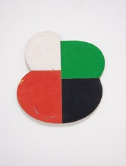 Untitled from Z Series (05.47), Charles Arnoldi