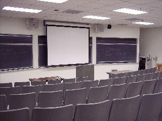 UCLA School of Public Affairs Building , Classroom 1234,