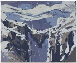 Snow Bridge, Kristopher Benedict