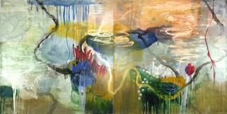 Sign and Flow #12, Allison Stewart