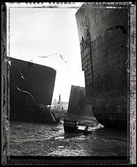 Shipbreaking #2 Field Proof, Chittagong, Bangladesh, Edward Burtynsky