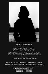 , Zoe Crosher