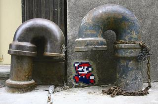 NEW YORK, Invader