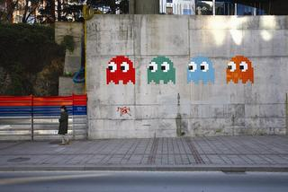 BILBAO,Invader