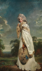 Elizabeth Farren, Later Countess of Derby , Thomas Lawrence