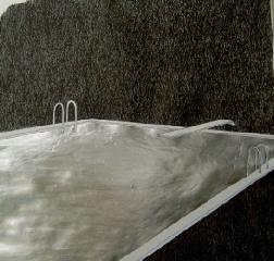 Night Pool, K.V. Tomney