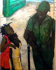 Images of Haiti: Election Day, Franceska Schfrin