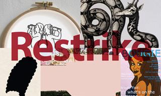 Restrike, Wanda Ewing, Alysia Kaplan, Jon Lee, Karen Bos, Beauvais Lyons