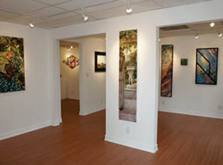 "CSUCI Exhibitions Gallery, ""Old Town"" Camarillo,"