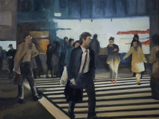 Crosswalk V,Rebecca Farr