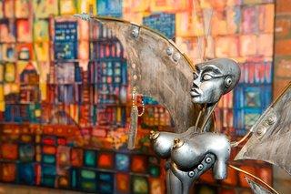 , Timothy Orikri, BHarris-Sculptures