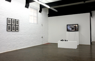 Installation view, \'Dig Down in Time\',