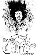 Jimi, Jim Mahfood