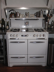 Vintage Wedgewood Stove and Oven,