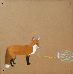 Bestiary: Fox,