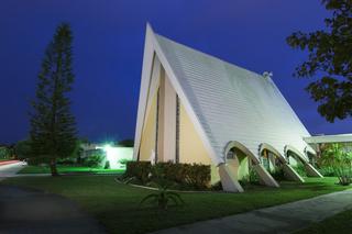 Chapel At Dusk, Tom Salyer