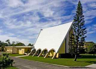 ACND Chapel, Simon Hare