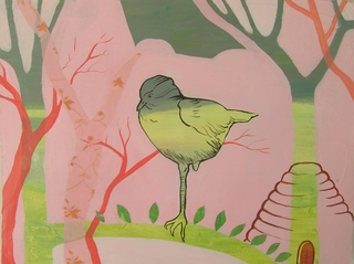 Bird on a Branch, TEGO