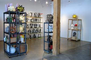 "installation view of ""Mine(d) Museum"", Bernard Williams"