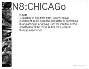 N8:CHICAGo,