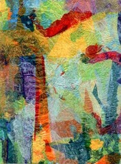 New York Garden, Patricia Anderson