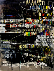 I am an Artist, Despina Stokou