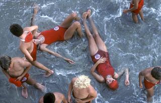 Floating Reds, Roger Camp