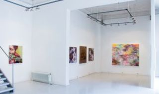 Installation view / White Noise,