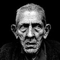 Cuban Portrait 01, Sandro Miller