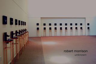 Unknown, Robert Morrison