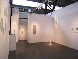 installation view, Linda Ekstrom